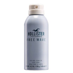 Hollister Free Wave Caballero Hollister 143 ml Body Spray | PriceOnLine