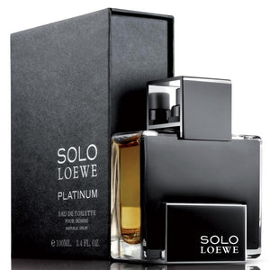 Solo Platinum Caballero Loewe 100 ml Edt Spray | PriceOnLine