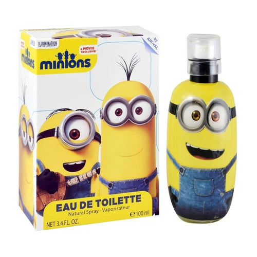Minions Niño Illumination 100 ml Edt Spray - PriceOnLine