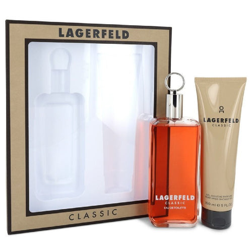 Set Lagerfeld Classic Caballero Karl Lagerfeld 2 pz (100 ml edt + 150 ml shower gel) | PriceOnLine