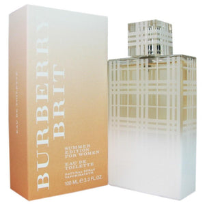 Burberry Brit Summer Dama Burberry 100 ml Edt Spray | PriceOnLine