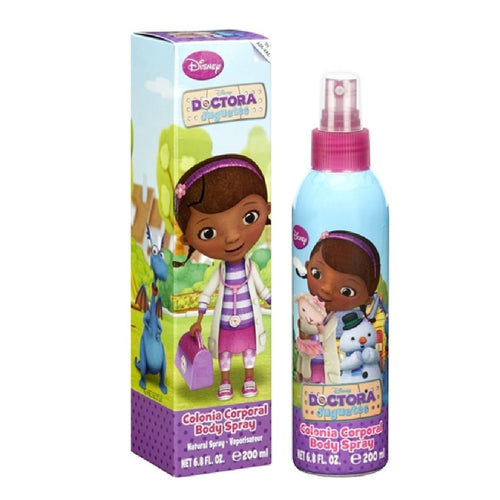 Doctora Niña Disney Junior 200 ml Colonia Spray - PriceOnLine