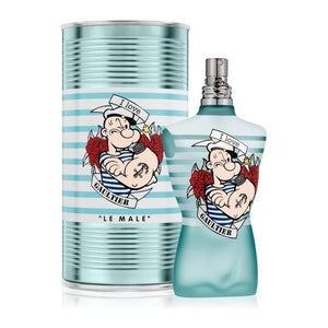 Le Male Popeye Caballero Jean Paul Gaultier 125 ml Eau Fraiche Spray | PriceOnLine