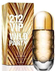 212 Vip Wild Party Dama Carolina Herrera 80 ml Edt Spray | PriceOnLine