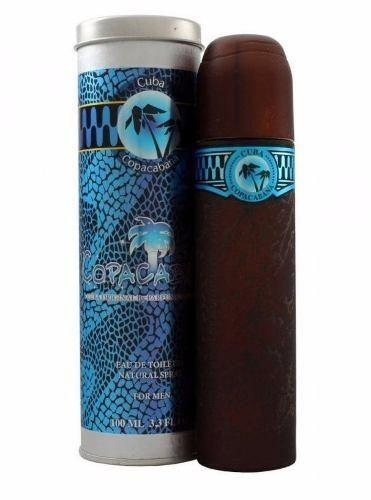 Cuba Copacabana Caballero Des Champs 100 ml Edt Spray | PriceOnLine