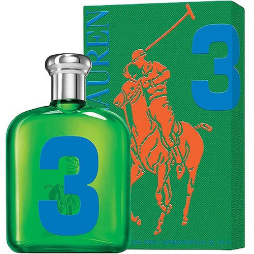 Big Pony Collection 3 Caballero Ralph Lauren 125 ml Edt Spray - PriceOnLine
