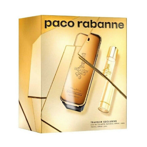 Set One Million Caballero Paco Rabanne 2 Pz (100 ml + 20 ml) | PriceOnLine