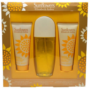 Set Sunflowers Dama Elizabeth Arden 3 Pz | PriceOnLine