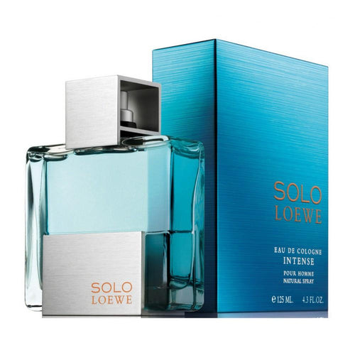 Solo Intense Caballero Loewe 125 ml Edc Spray - PriceOnLine