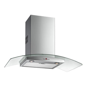 Campana Teka Empotrable Nc2 90 Pared Inox 91301 40455212 - PriceOnLine