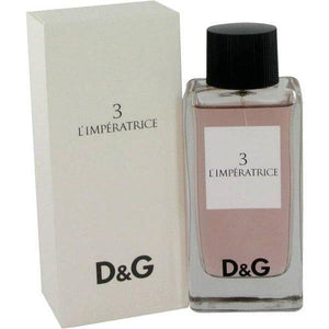 3 L Imperatrice Dama Dolce Gabbana 100 ml Edt Spray | PriceOnLine