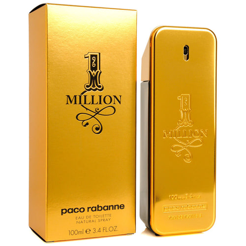 One Million Caballero Paco Rabanne 100 ml Edt Spray - PriceOnLine