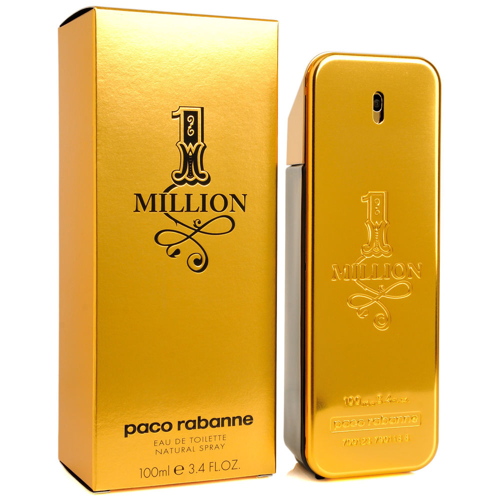 877-One Millions Caballero 100 ml Paco Rabanne Spray Perfumes PriceOnLine.mx