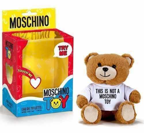 Moschino Toy Dama Moschino 50 ml Edt Spray (Muñeco Touch Me) - PriceOnLine