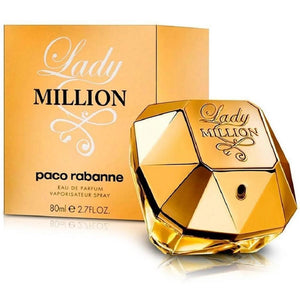 Lady Million Dama Paco Rabanne 80 ml Edp Spray - PriceOnLine