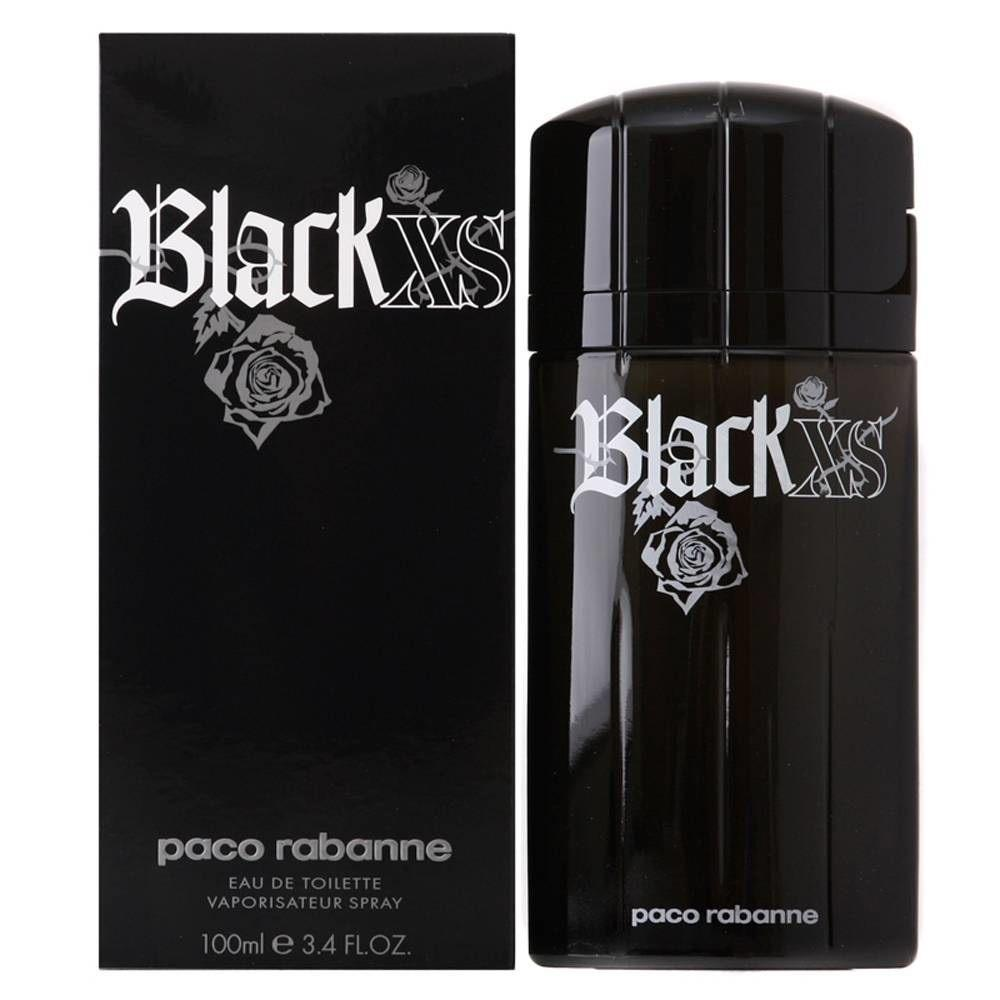 Black XS Caballero Paco Rabanne 100 ml Edt Spray | PriceOnLine