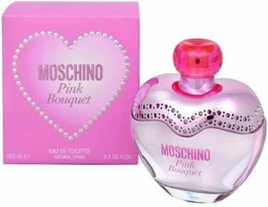 Pink Bouquet Dama Moschino 100 ml Edt Spray - PriceOnLine