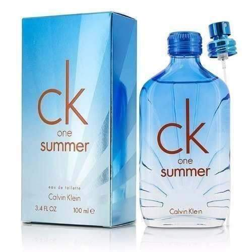 Ck One Summer Edicion 2014 Unisex Calvin Klein 100 ml Edt Spray | PriceOnLine