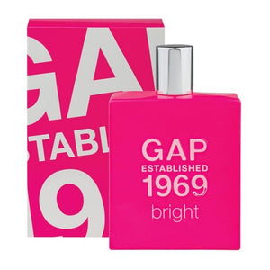 Gap Established 1969 Bright Dama Gap 100 ml Edt Spray - PriceOnLine