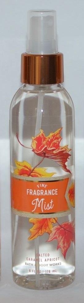 Salted Caramel Apricot Fragance Mist Bath and Body Works 176 ml Spray | PriceOnLine