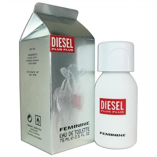 Diesel Plus Plus Dama Diesel Fragances 75 ml Edt Spray | PriceOnLine