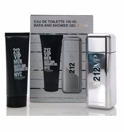 Set 212 Vip Men Caballero Carolina Herrera 2 Pz | PriceOnLine