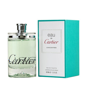 509-Eau De Cartier Concentree Unisex 100 ml Cartier Spray Perfumes PriceOnLine.mx