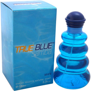 Samba True Blue Caballero 100 ml Edt Spray