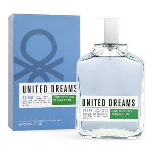 United Dreams Go Far Caballero Benetton 200 ml Edt Spray | PriceOnLine