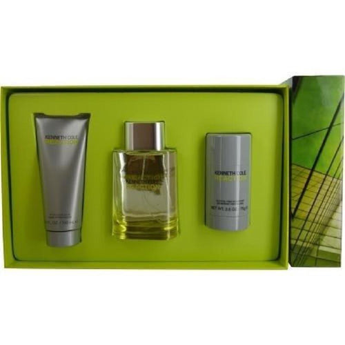 Set Reaction Caballero Kenneth Cole 3 Pz | PriceOnLine