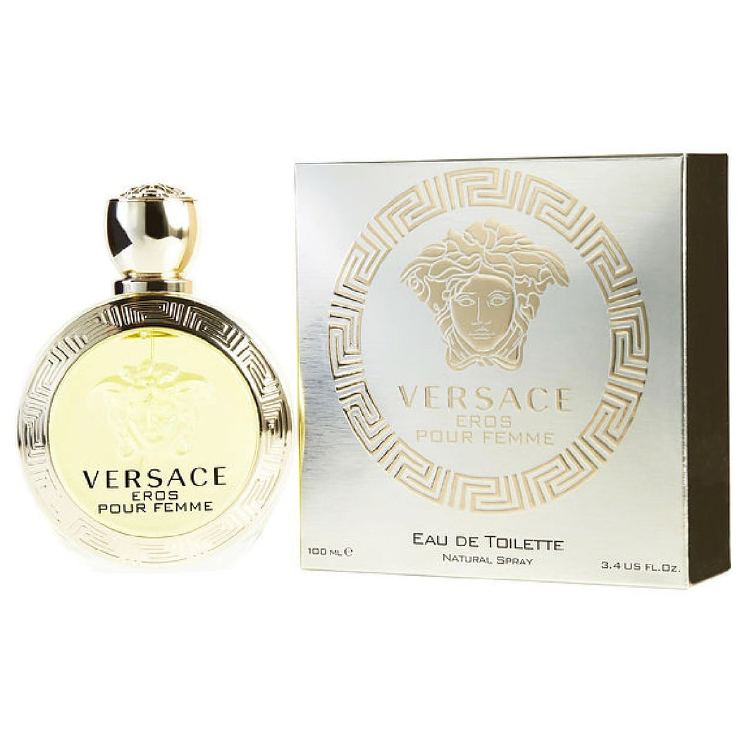 Eros Pour Femme Dama Versace 100 ml Edt Spray | PriceOnLine
