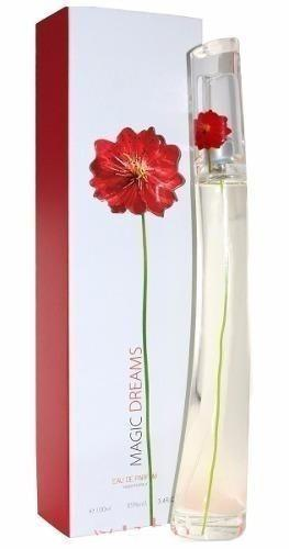 Magic Flowers Dama Magic Dreams 100 ml Edp Spray - PriceOnLine