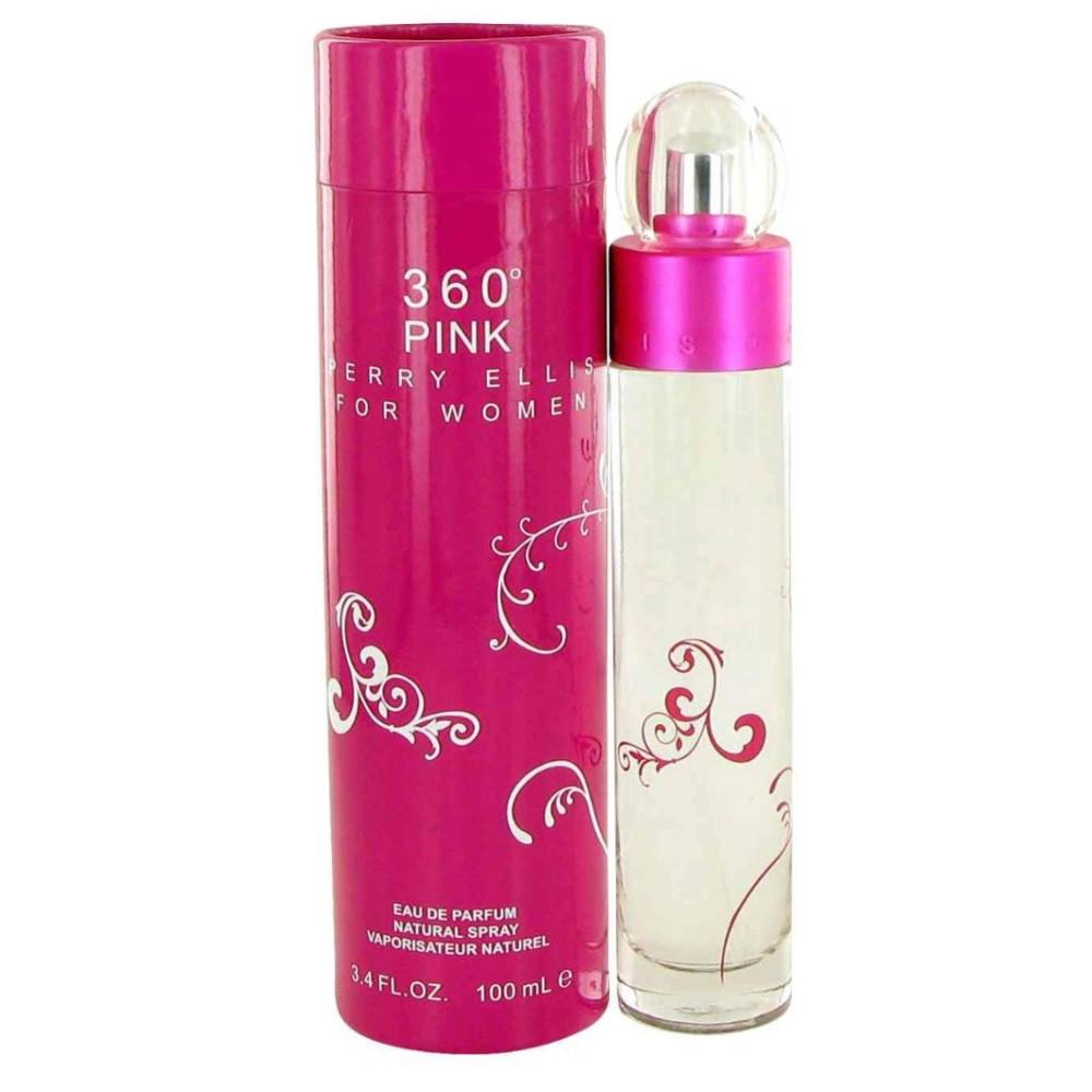 360 Pink Dama Perry Ellis 100 ml Edp Spray | PriceOnLine