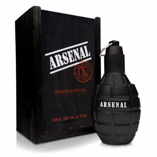 Arsenal Black Caballero Gilles Cantuel 100 ml Edp Spray | PriceOnLine