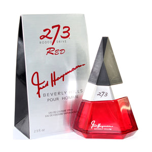 273 Red Caballero Fred Hayman 75 ml Edc Spray - PriceOnLine