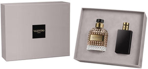 Set Valentino Uomo Caballero Valentino 2 Pz (Perfume 100 ml - Aftershave 100 ml) | PriceOnLine