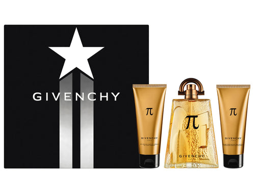 Set Pi Caballero Givenchy 3 pz (100 ml edt + 75 ml shampoo + 75 ml after shave) | PriceOnLine