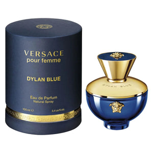 Versace Pour Femme Dylan Blue Dama Versace 100 ml Edp Spray | PriceOnLine
