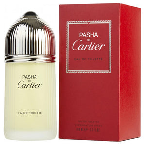 Pasha de Cartier Caballero Cartier 100 ml Edt Spray | PriceOnLine