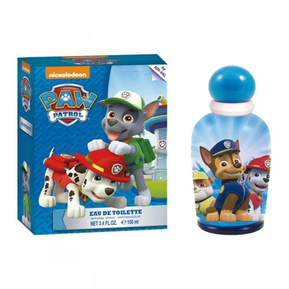 Paw Patrol Niño Nickelodeon 100 ml Edt Spray - PriceOnLine