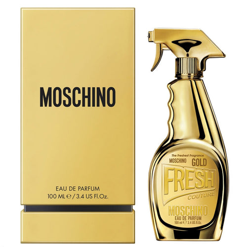 Gold Fresh Couture Dama Moschino 100 ml Edp Spray - PriceOnLine