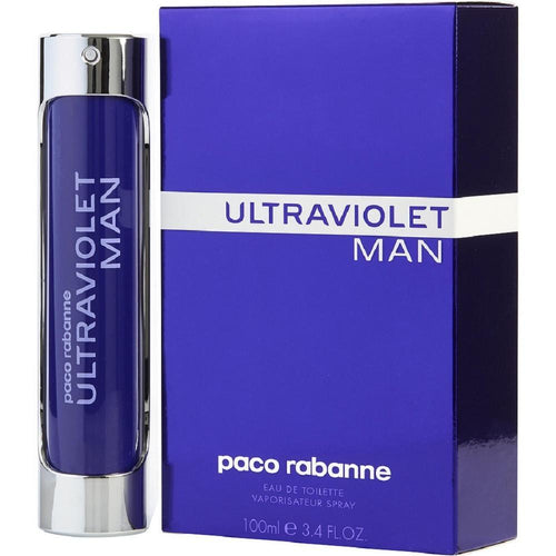 Ultraviolet Caballero Paco Rabanne 100 ml Edt Spray - PriceOnLine