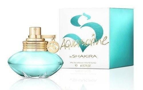 S by Shakira Aquamarine Dama Shakira 80 ml Edt Spray | PriceOnLine