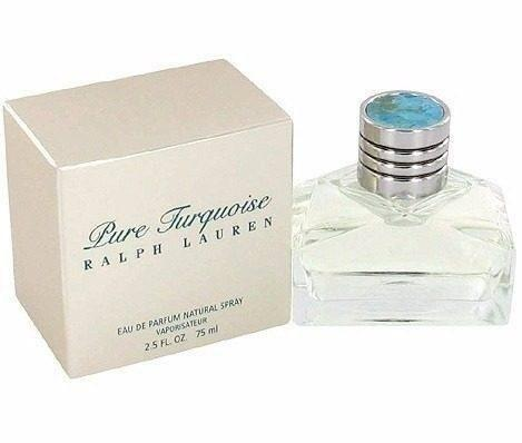 4046-Pure Turquoise Dama Ralph Lauren 75 ml Edp Spray Perfumes PriceOnLine.mx
