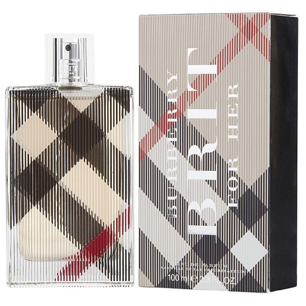 Burberry Brit Dama Burberry 100 ml Edp Spray - PriceOnLine