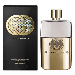 Gucci Guilty Diamond Caballero Gucci 90 ml Edt Spray - PriceOnLine