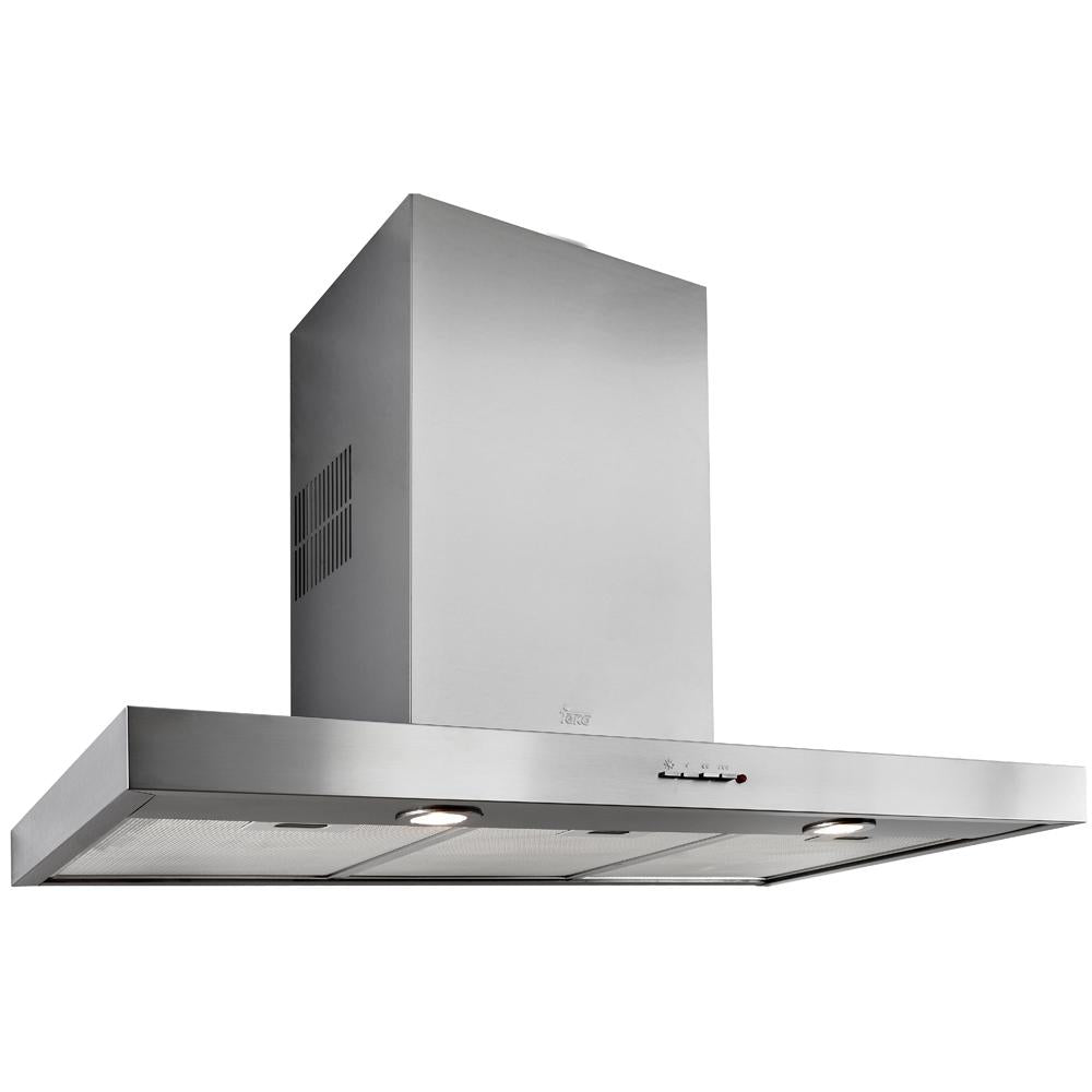 Campana Teka Empotrable Dje 90 Pared Inox 91102