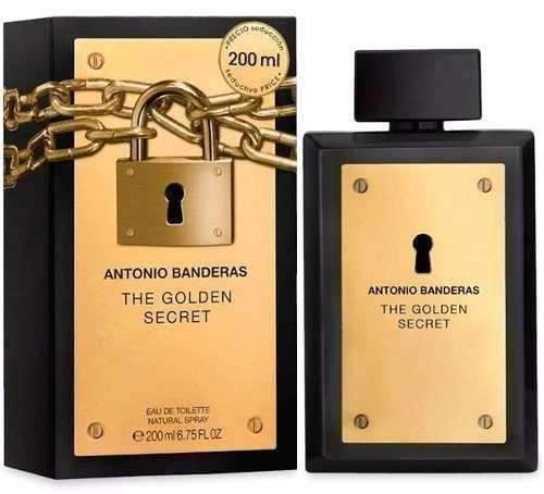 The Golden Secret Caballero Antonio Banderas 200 ml Edt Spray | PriceOnLine