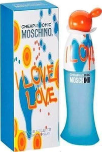 I Love Love Dama Moschino 100 ml Edt Spray - PriceOnLine