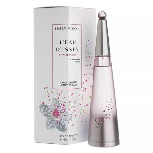 L Eau D Issey City Blossom Dama Issey Miyake 90 ml Edt Spray | PriceOnLine
